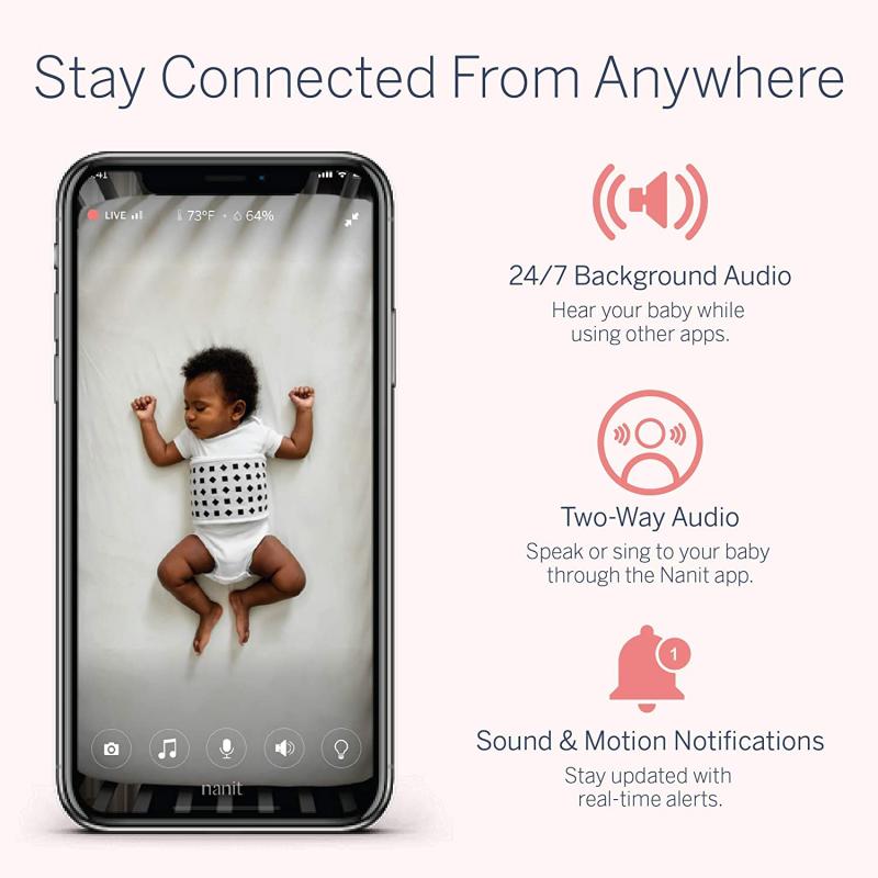 Nanit 智能嬰兒監視器