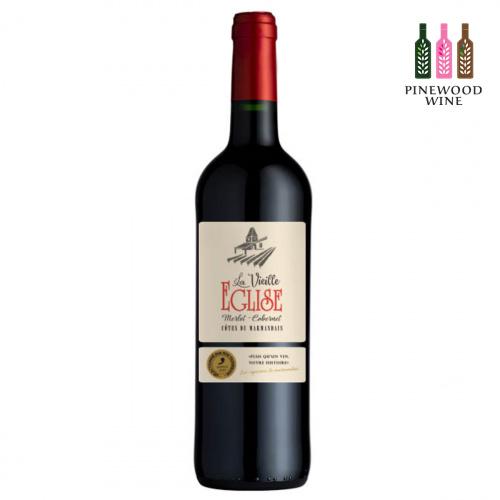 La Vieille Église 法國古教堂紅酒 AOC Côtes du Marmandais 2019 [750ml]