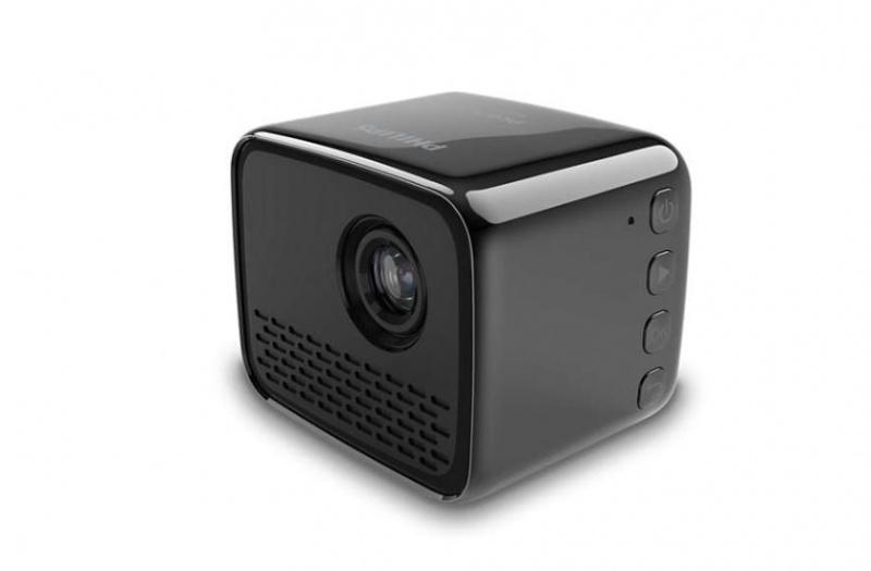 Philips PicoPix Nano PPX120/INT 移動投影機