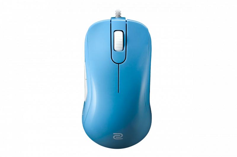 Zowie DIVINA系列 S1 ( 粉藍 ) 電競滑鼠