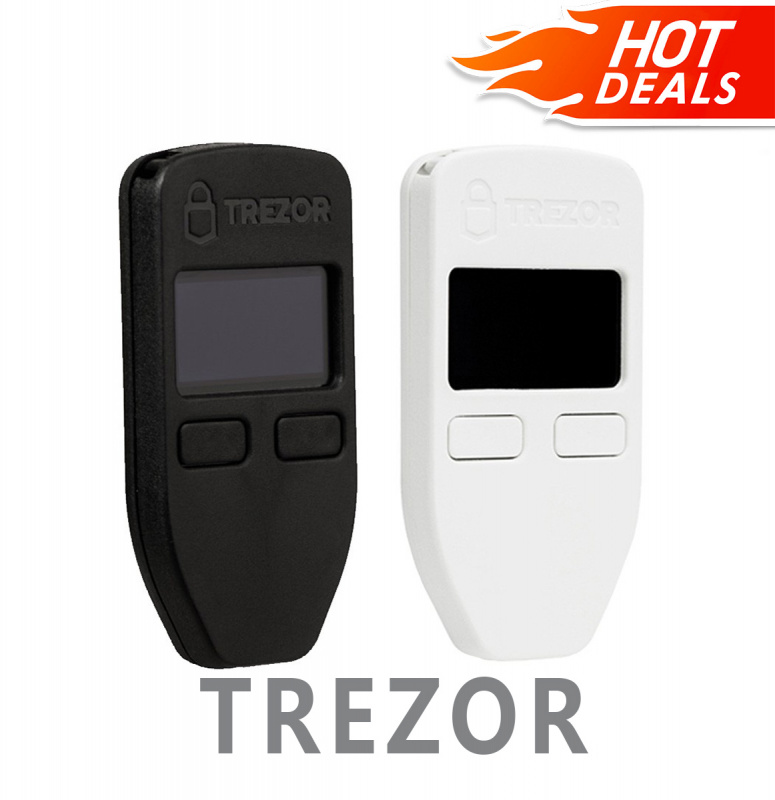 Trezor - Trezor original hardware wallet加密貨幣硬件錢包