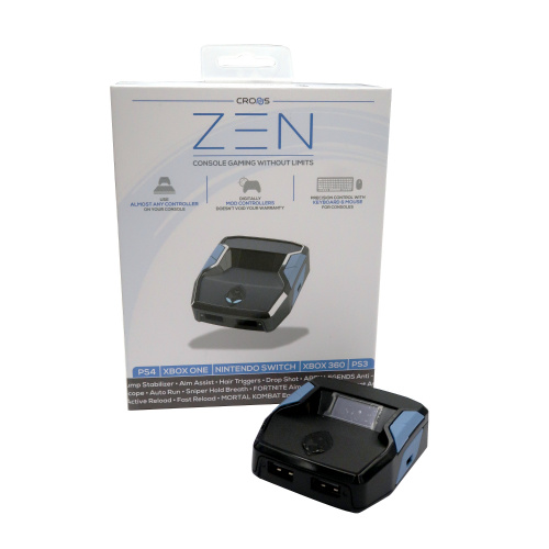 Cronus Zen 萬能手制轉換器