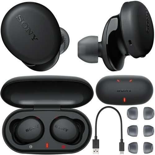 【香港行貨】Sony WF-XB700 真無線耳機 [2色]
