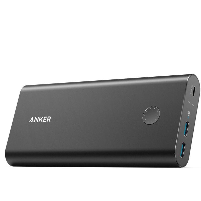 Anker PowerCore+ 26800 PD PowerBank (A1375H11)【行貨保養】