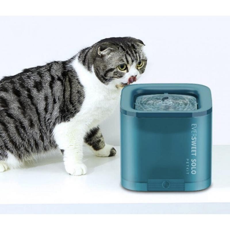 【香港行貨】Petkit Eversweet Solo 寵物智能飲水機 1.8L