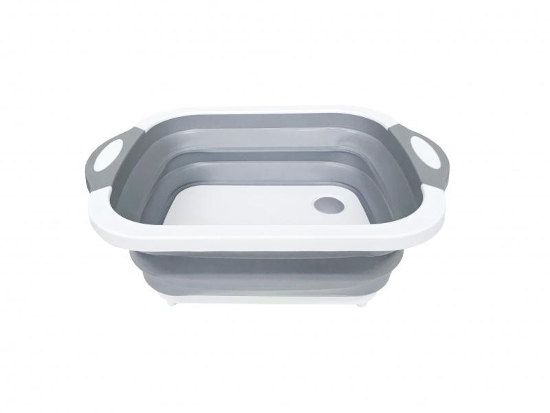 YiYong 多功能折疊盆/砧板/瀝水籃/冰桶