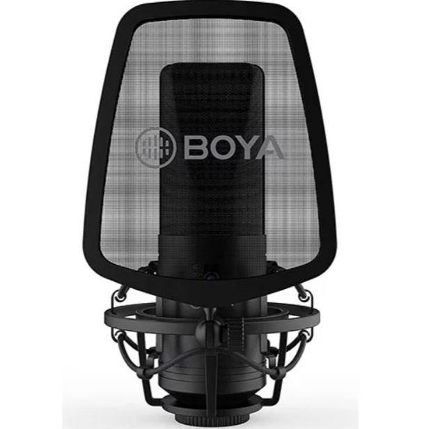 BOYA BY-M1000 大振膜電容麥克風