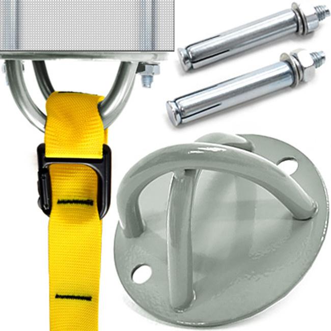 ATP X MOUNT 懸吊訓練系統牆上固定扣