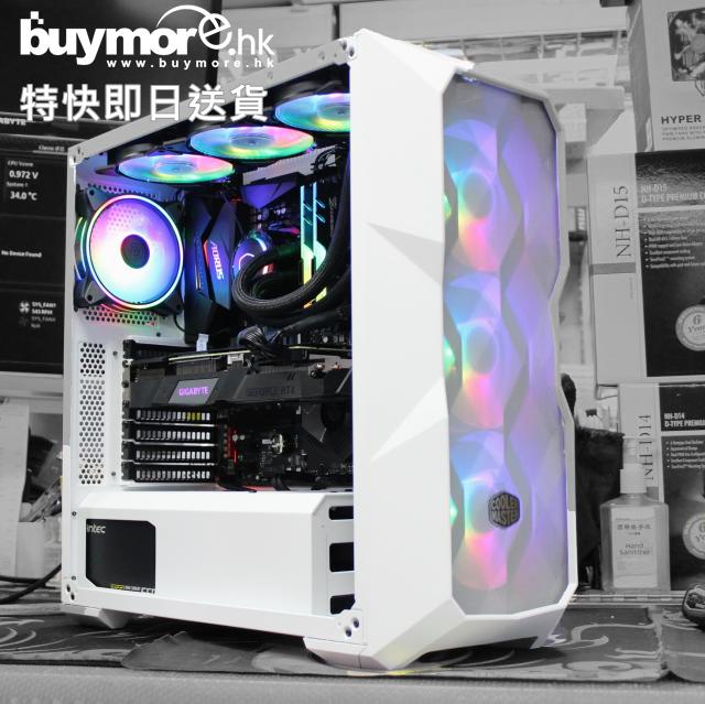 【📞Whatsapp:69696926🤞送RGB風扇燈條🚀💡最快四小時內送到🚀】 Intel Core I7-9700F處理器/ GIGABYTE Z390 UD主板/ G.SKILL Trident Z RGB 16GB 3200MHz記憶體/ HP EX950 512GB NVMe SSD 讀:3500MB/s/ GIGABYTE RTX2070 SUPER WINDFORC