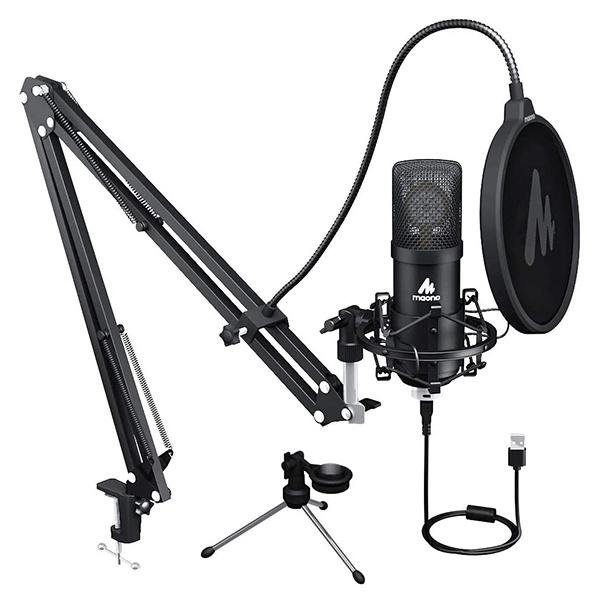MAONO A425 Plus Microphone 25mm Large Diaphragm Plug & Play