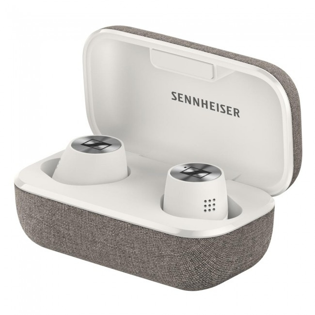 Sennheiser Momentum True Wireless 2 降噪真無線耳機 [白色]