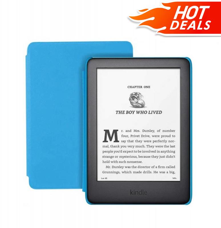 【預售】【兒童版kindle】AMAZON KINDLE-All-new Kindle Kids Edition includes access to thousands of books Ad-Free Edition