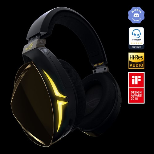 ASUS ROG Strix Fusion 700 電競頭戴式耳機 ( 網店限定優惠!! )