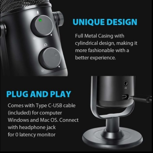 MAONO Podcast Microphone AU-902