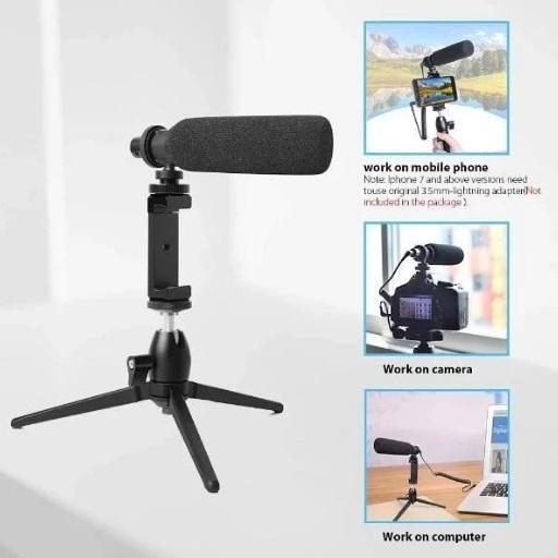 MAONO AU-CM10S Shotgun Condenser Microphone