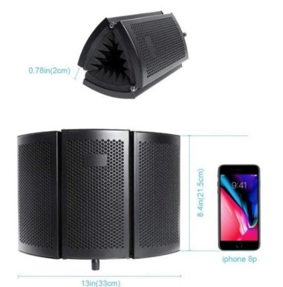 MAONO AU-S03 Microphone shield