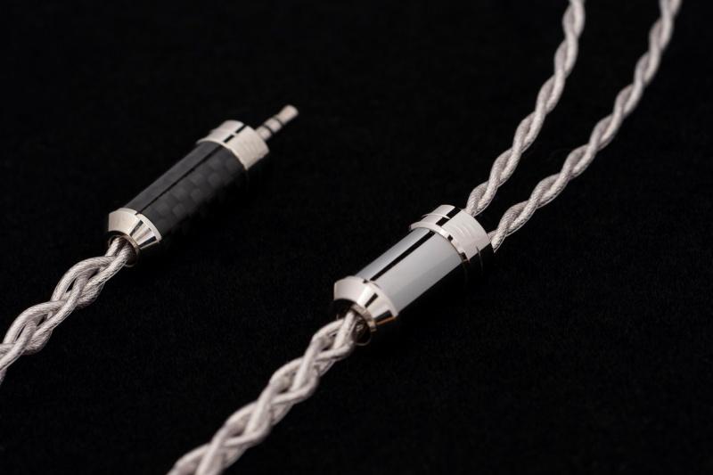 Effect Audio Cleopatra 4絞純銀升級線