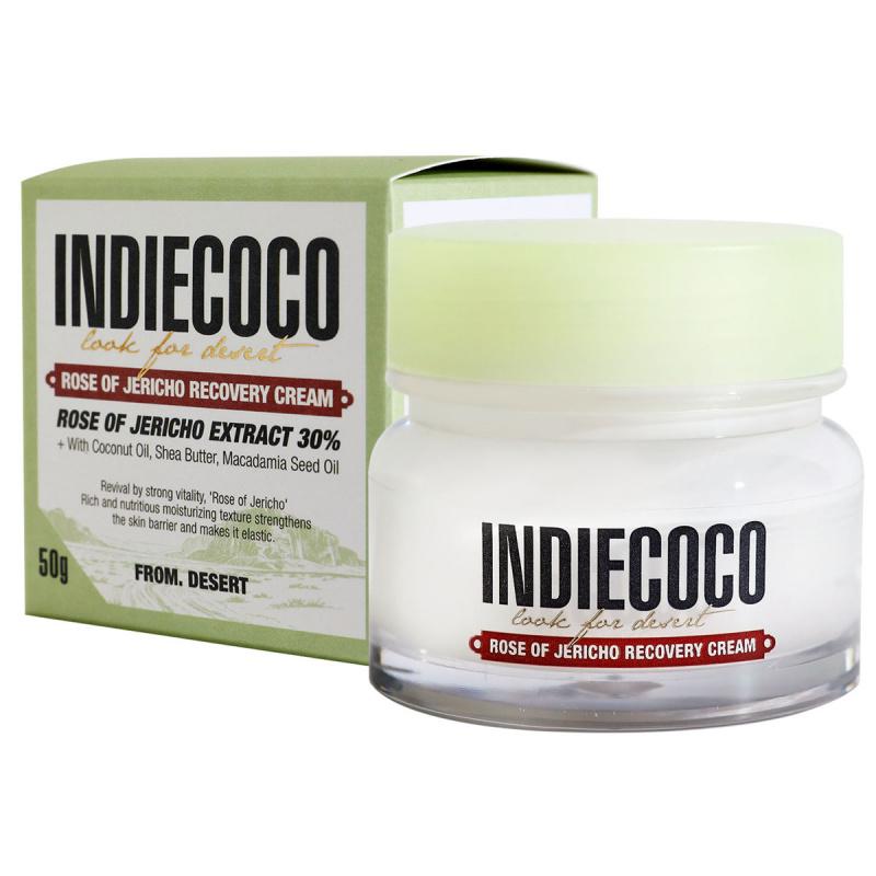 (買1送1) Indiecoco 含生草修復乳霜