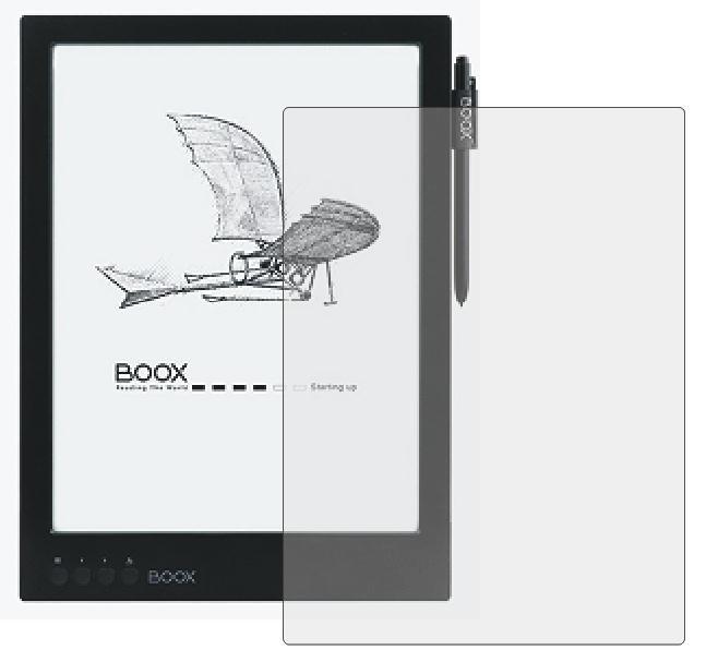 BOOX Max 13.3'' 系列 防眩光高透磨砂膜
