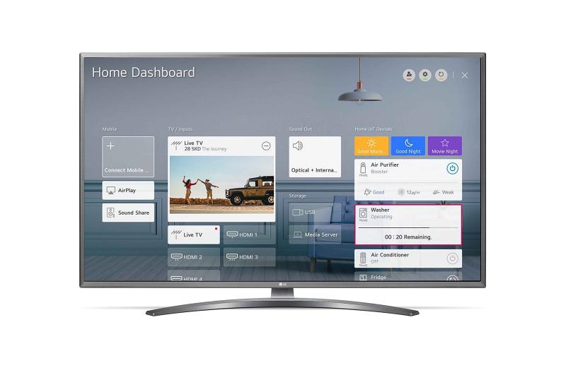 """LG 49"""" UHD TV - UN74 49UN7400PCA"""