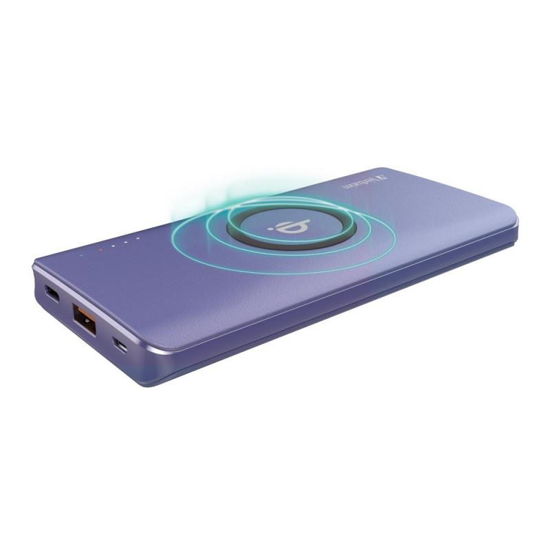 Verbatim Qi 10W QC3.0+PD 10000mAh Battery[65936/65937][2色]