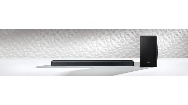 SamSung 360W 5.1Ch Soundbar HW-Q60T/ZK