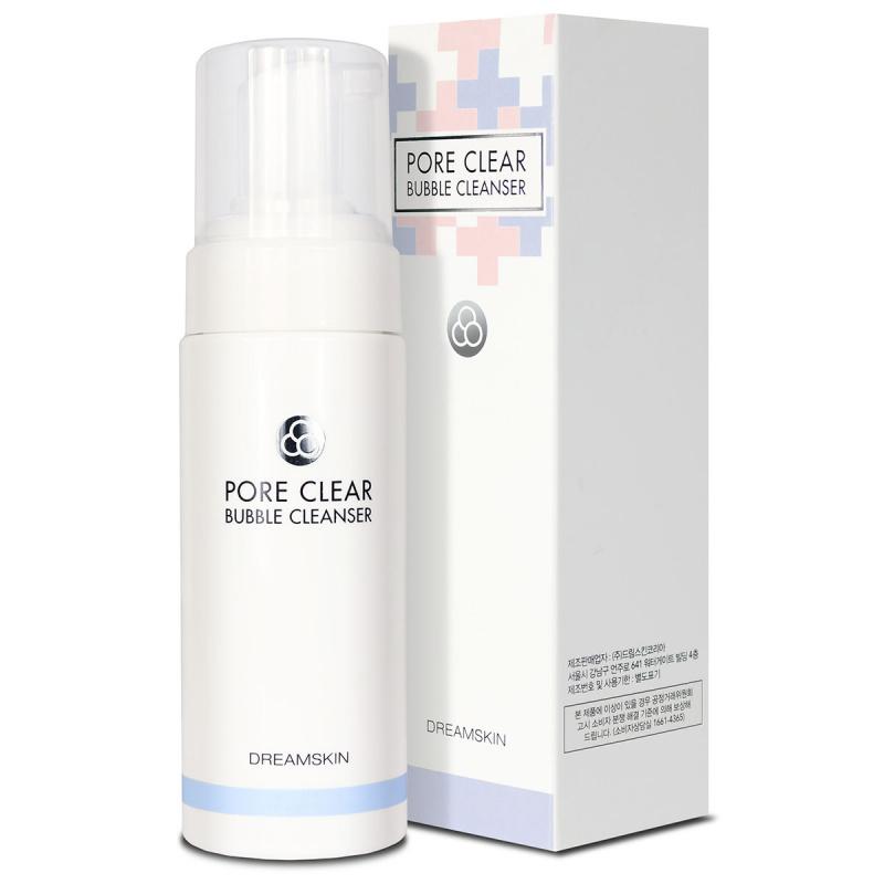 (買1送1) Dream Skin 清潔毛孔彈力洗面泡泡