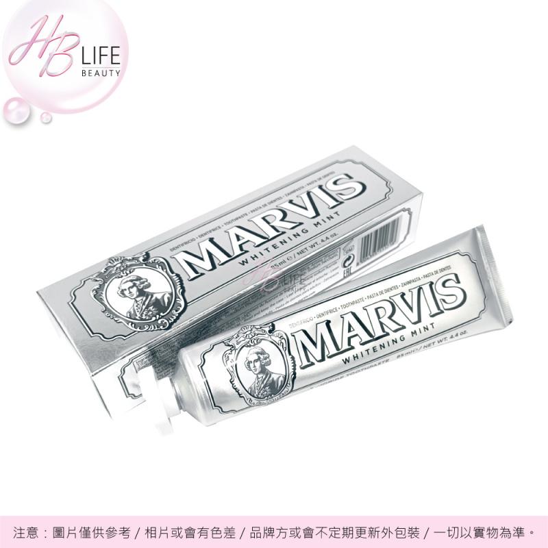 Marvis 美白薄荷牙膏 (85毫升)