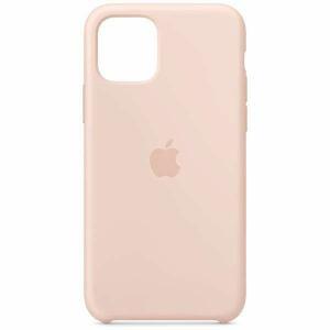 Apple 原廠 iPhone 11 Pro 矽膠護殼 - 粉砂