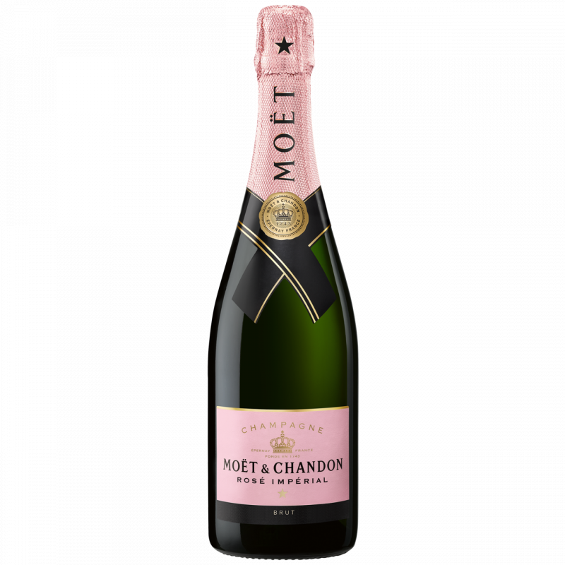 酩悅法國粉紅香檳禮盒裝 Moet & Chandon Rose Imperial Champagne N.V. Gift Box 75cl - 10032057