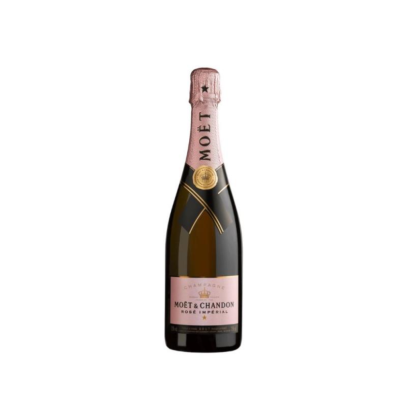 酩悅法國粉紅香檳禮盒裝 Moet & Chandon Brut Rose Imperial Champagne NV Gift Box 750ml - 10032057