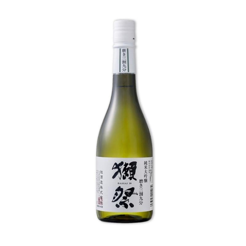 獺祭 純米大吟釀 三割九分 720ml Dassai 39 Junmai Daiginjo Sake 720ml - 11092351