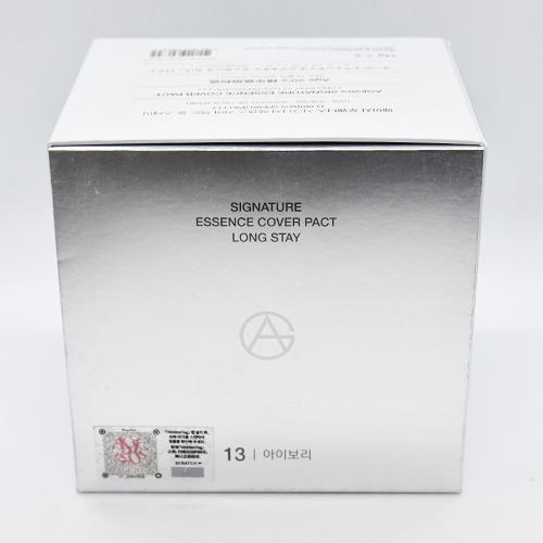 Age 20'S SPF50+PA+++幻彩修顏氣墊粉餅(白盒)(白色拿鐵)(25g)(#13)
