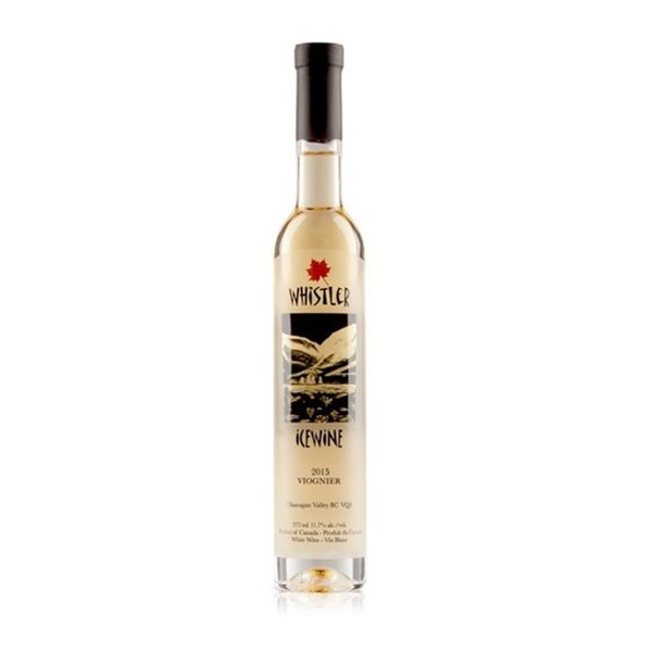 Whistler Viognier Icewine 2015 375ml 加拿大惠斯勒維歐尼VQA白冰酒 - 11006600