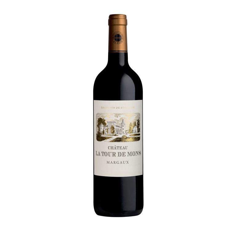 Chateau la tour de mons Margaux 2016 750ml 夢塔法國紅酒 - 12641774