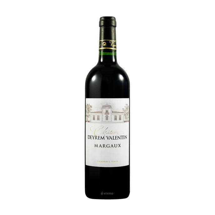 Chateau Deyrem Valentin Margaux 2016 750ml 愛神法國紅酒 - 12631773
