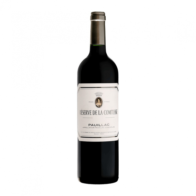 Chateau Pichon Longueville Comtesse de Lalande Reserve de la Comtesse Pauillac 2015 750ml 小碧尚女爵法國碧尚女爵副牌紅酒 - 12491494