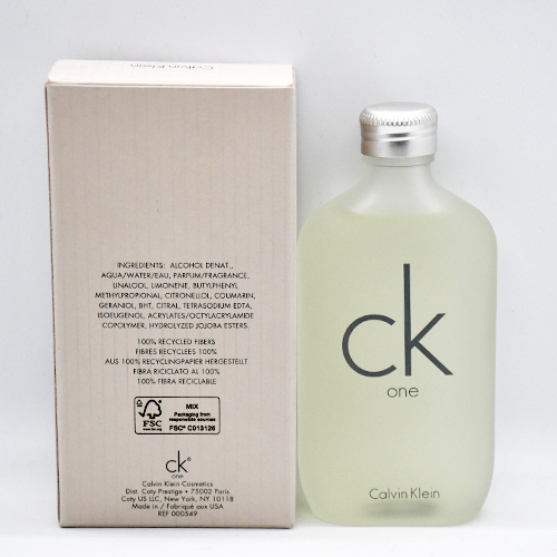 Calvin Klein 卡文克萊 CK One 淡香水噴霧 100ml