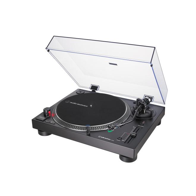 Audio Technica AT-LP120-USB [2色] 直驅轉盤(模擬和USB)