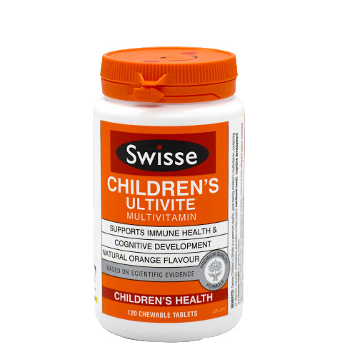 Swisse Children's Ultivite 兒童複合維生素 120粒