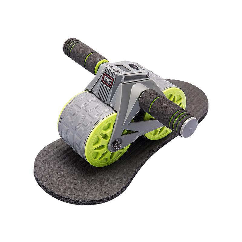 柒號智能計數自動回彈健腹輪 Power Roller Plus