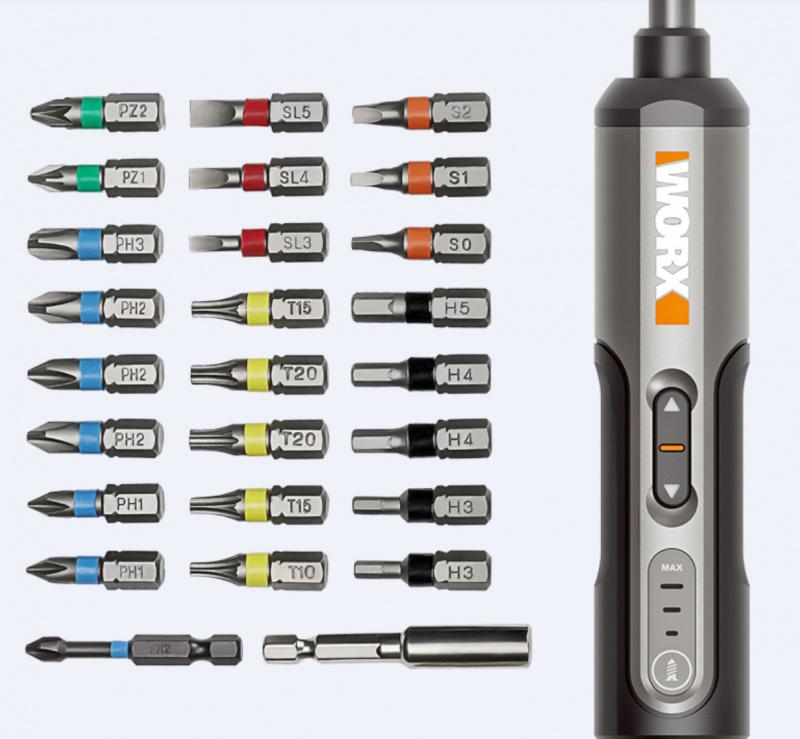WORX 4V小型充電式起子電批 WX240