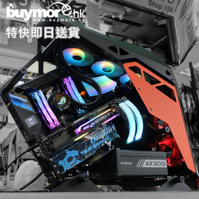 【📞Whatsapp:69696926🤞送RGB風扇燈條🚀💡最快四小時內送到🚀】 AMD Ryzen 9 3950X處理器/ ASUS ROG Zenith II Extreme Alpha/ G.SKILL Trident Z Neo 128GB 3200MHz記憶體/ Gigabyte 2TB Aorus Gen4 NVMe SSD MSI RTX2080TI GAMING