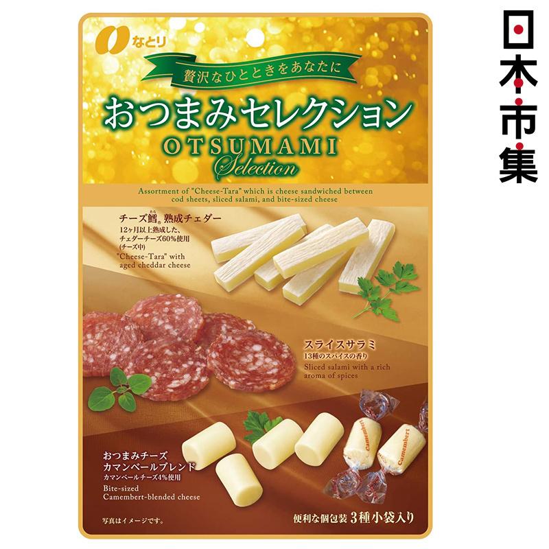 日本【 なとり】意式人氣珍味 3寶 佐酒小食 60g【市集世界 - 日本市集】