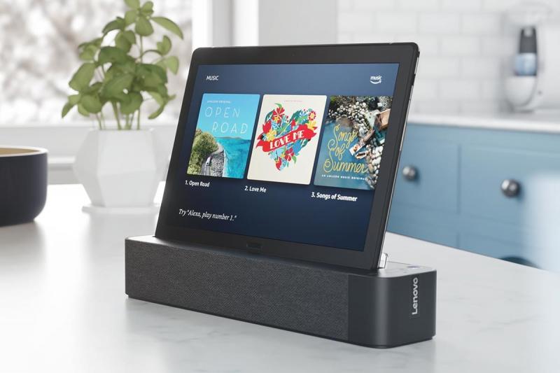 Lenovo Smart Tab M10 with Amazon Alexa
