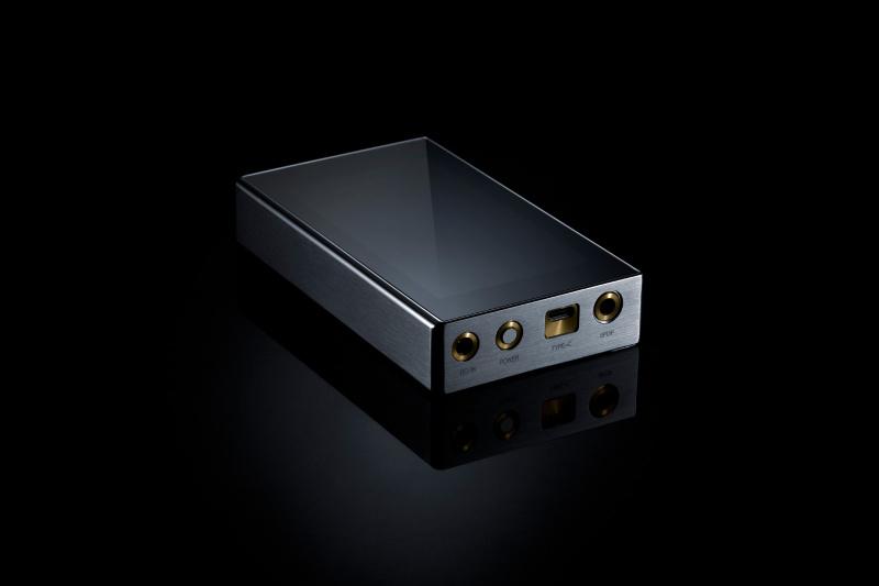 iBasso DX220 MAX 全尺寸不銹鋼旗艦播放機