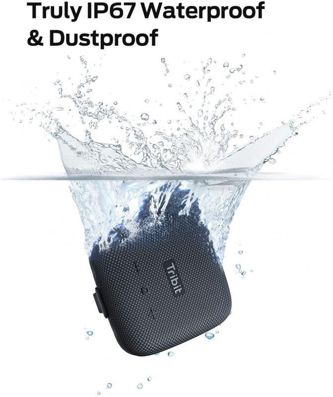 Tribit StormBox Micro 藍牙5.0立體聲揚聲器