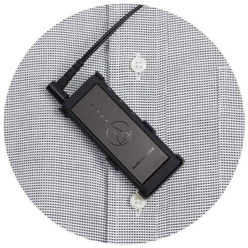 【網店優惠】Audio Technica AT-PHA55BT 無線耳機放大器