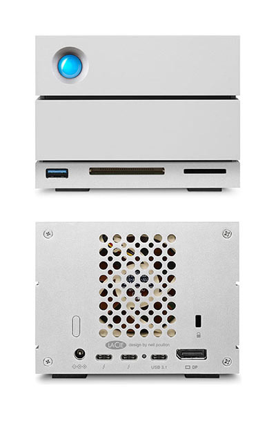 Lacie 2big Dock Thunderbolt™ 3