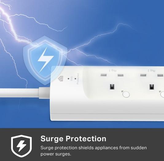 TP-Link Kasa Smart Wi-Fi Power Strip 智能拖板 KP303